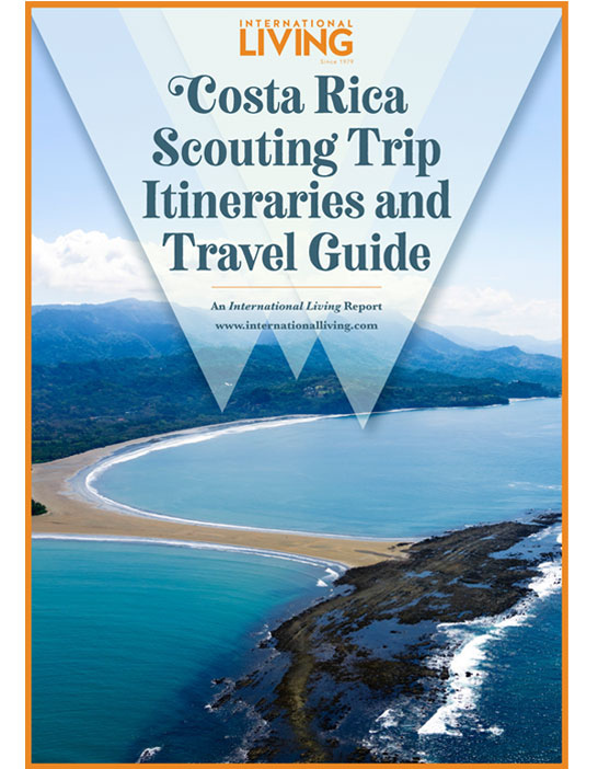 Costa Rica Scouting Trip Itineraries and Travel Guide