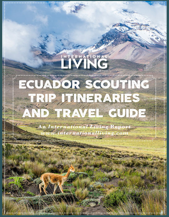 Ecuador Scouting Trip Itineraries and Travel Guide